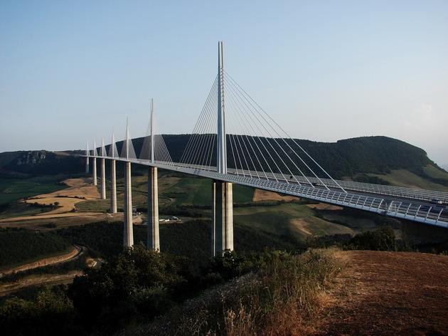 Самый высокий в мире автомобильный мост 2