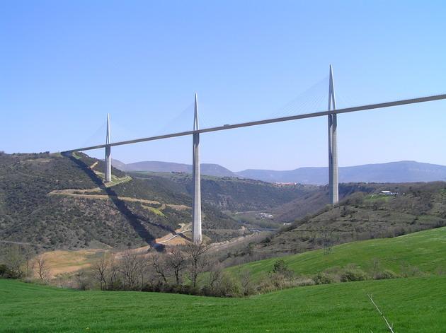 Самый высокий в мире автомобильный мост 1