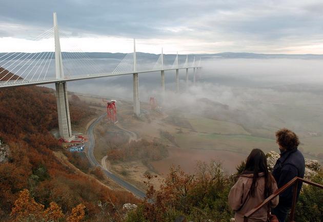 Самый высокий в мире автомобильный мост 3