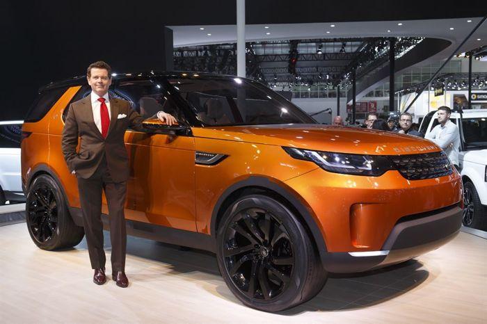 Новый Land Rover Discovery представят осенью этого года 1