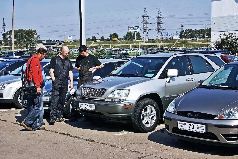 В Украине изменены налоговые правила продажи подержанных автомобилей 1