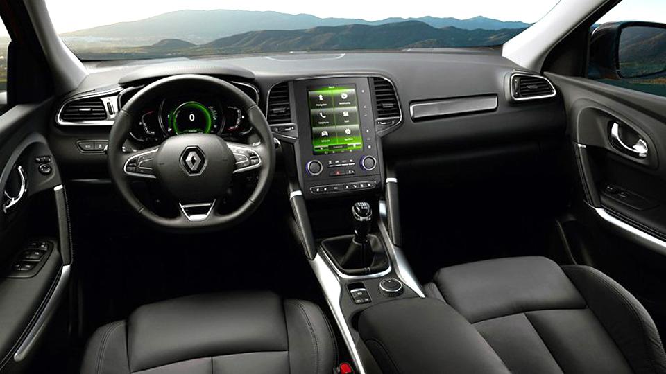 Марка Renault представила 5-ти метровый внедорожник 2