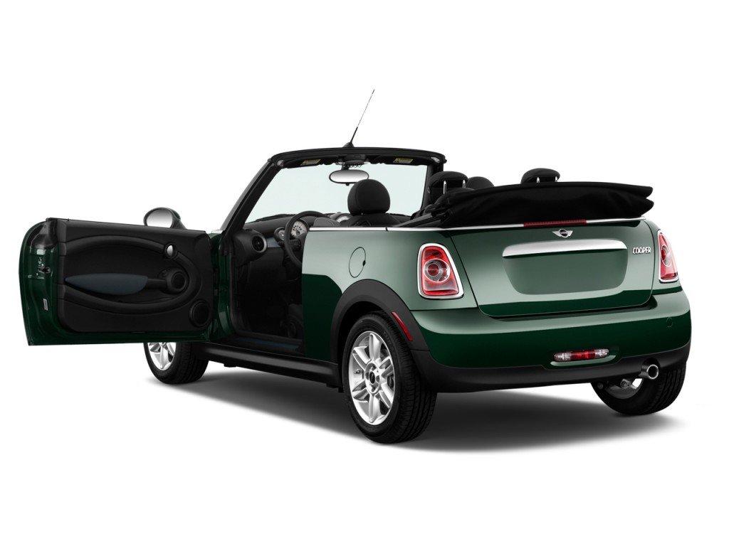 Марка Mini представила «заряженный» кабриолет JCW Cabrio 3