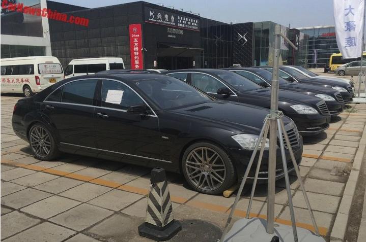 Где обнаружили новые брошенные Mercedes 1