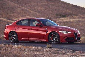 Alfa Romeo выпустит новый премиальный седан 1