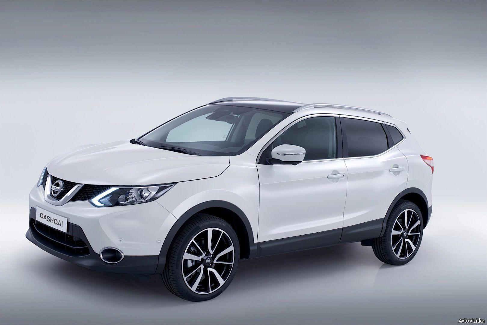 Nissan выпустит электрические версии Qashqai и Juke 1