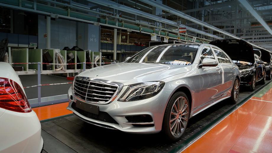 Через два года будет налажено производство Mercedes-Benz на территории России 1