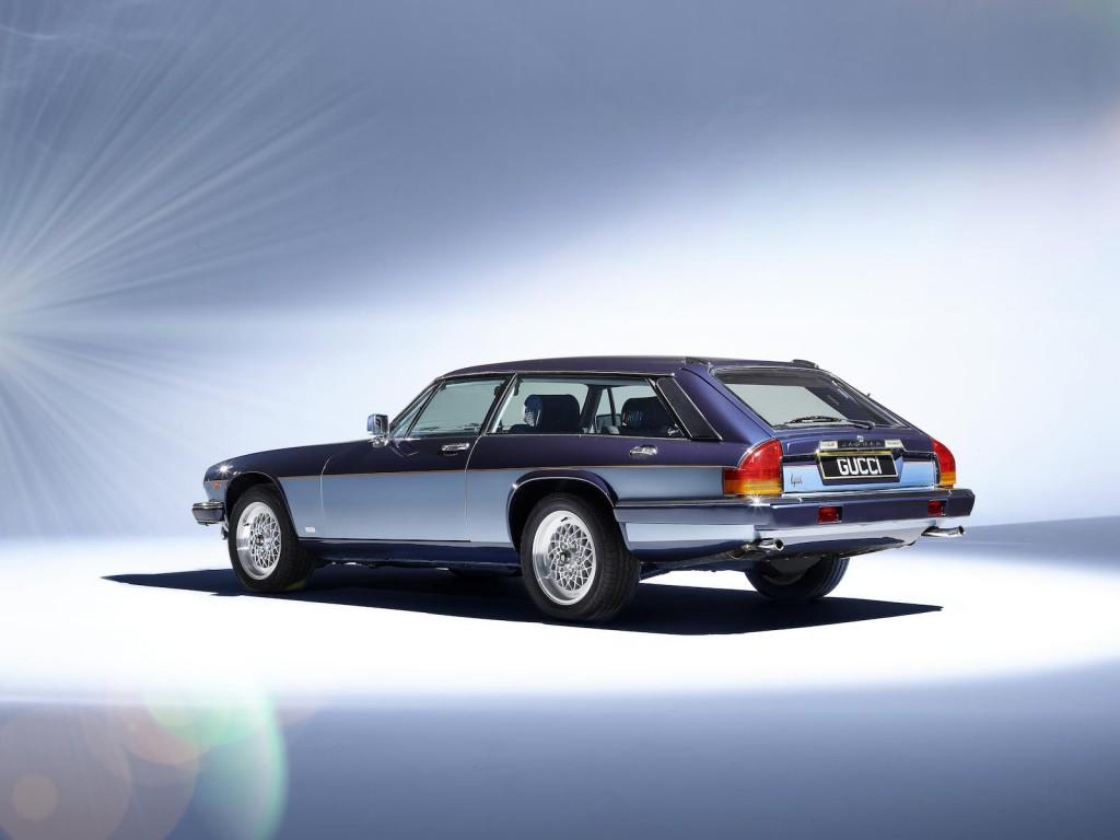 На аукцион выставлен единственный в своем роде Jaguar XJS Lynx Eventer 2