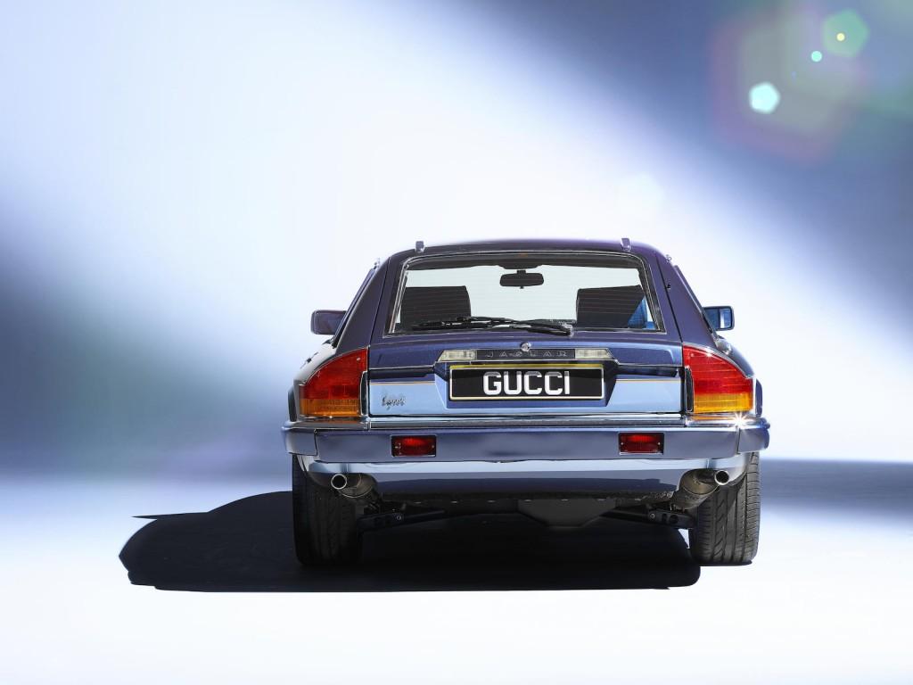 На аукцион выставлен единственный в своем роде Jaguar XJS Lynx Eventer 3