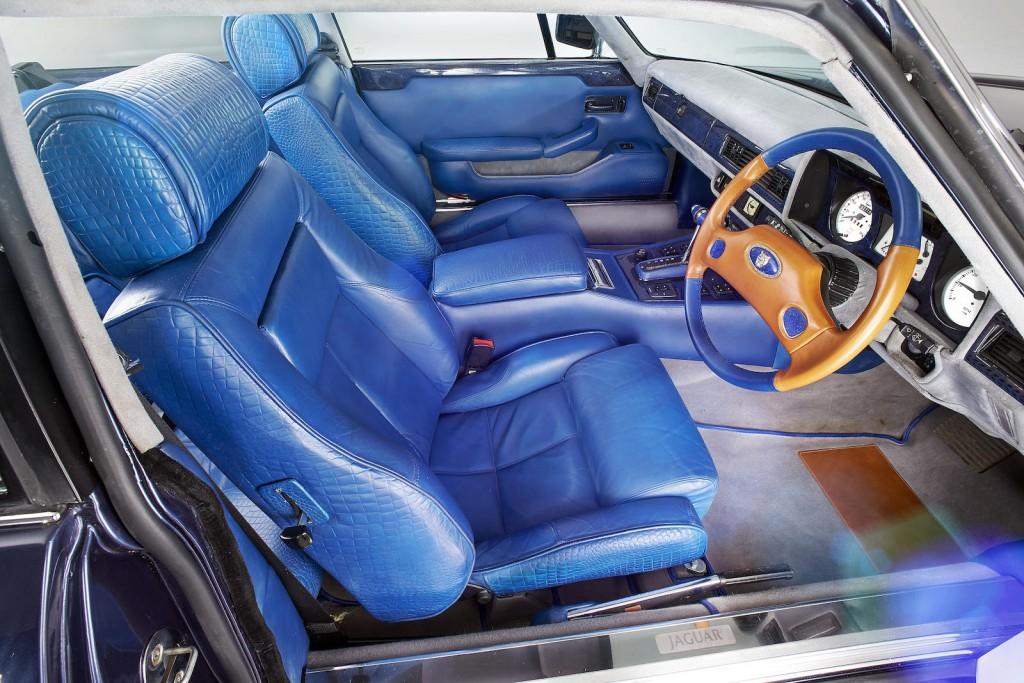 На аукцион выставлен единственный в своем роде Jaguar XJS Lynx Eventer 4