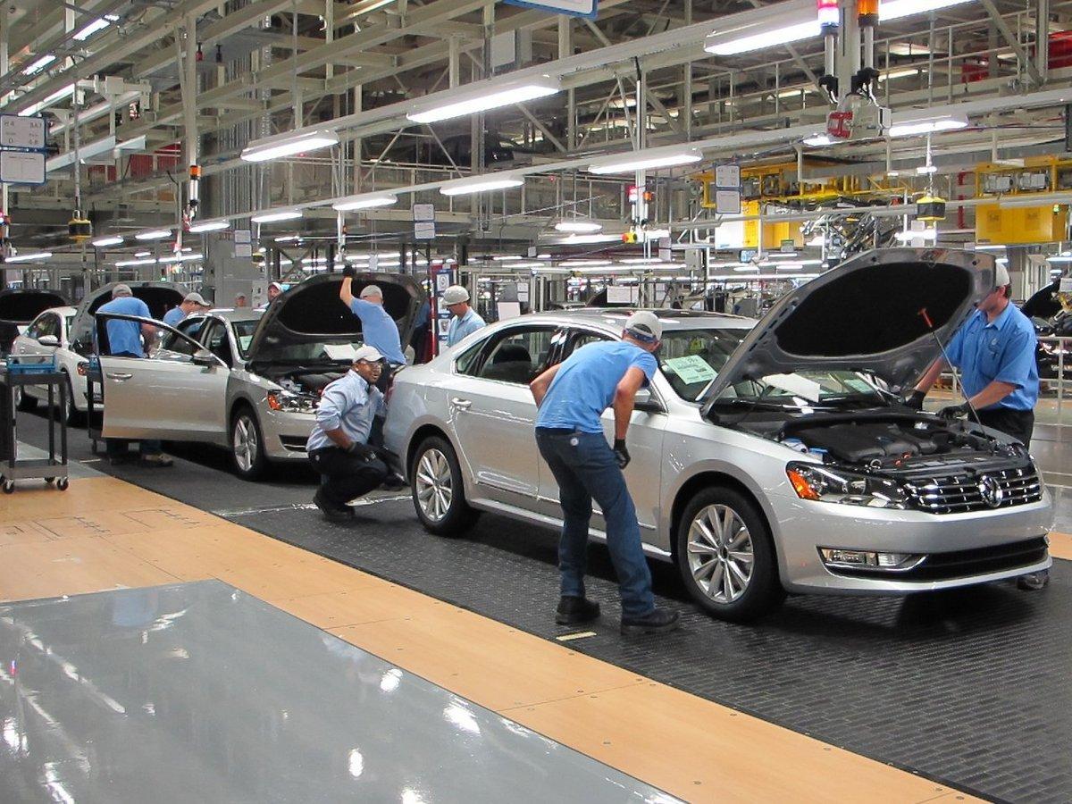 Volkswagen планирует завершить производство более 40 моделей 1