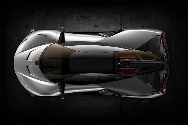 Производители часов построили суперавтомобиль 2