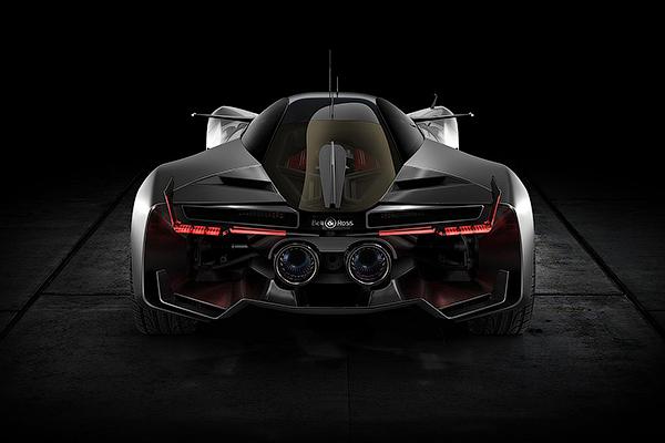Производители часов построили суперавтомобиль 3