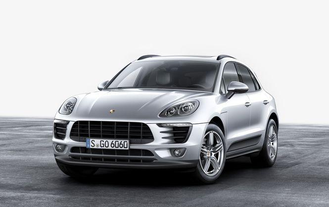 Porsche выпускает бюджетную версию Macan 1