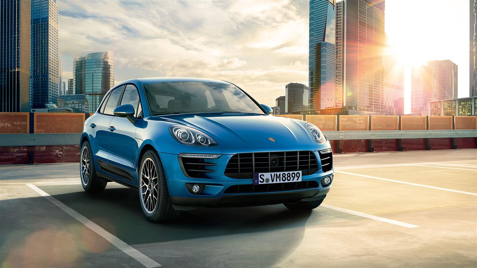 Porsche выпускает бюджетную версию Macan 2