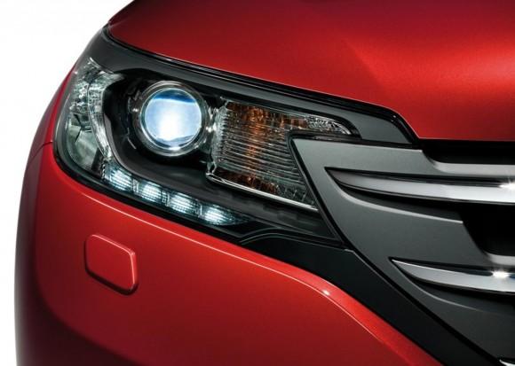 Обзор рестайлинговой модели  Honda CR-V 2.0 3