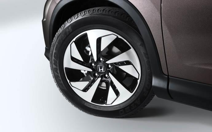 Обзор рестайлинговой модели  Honda CR-V 2.0 1