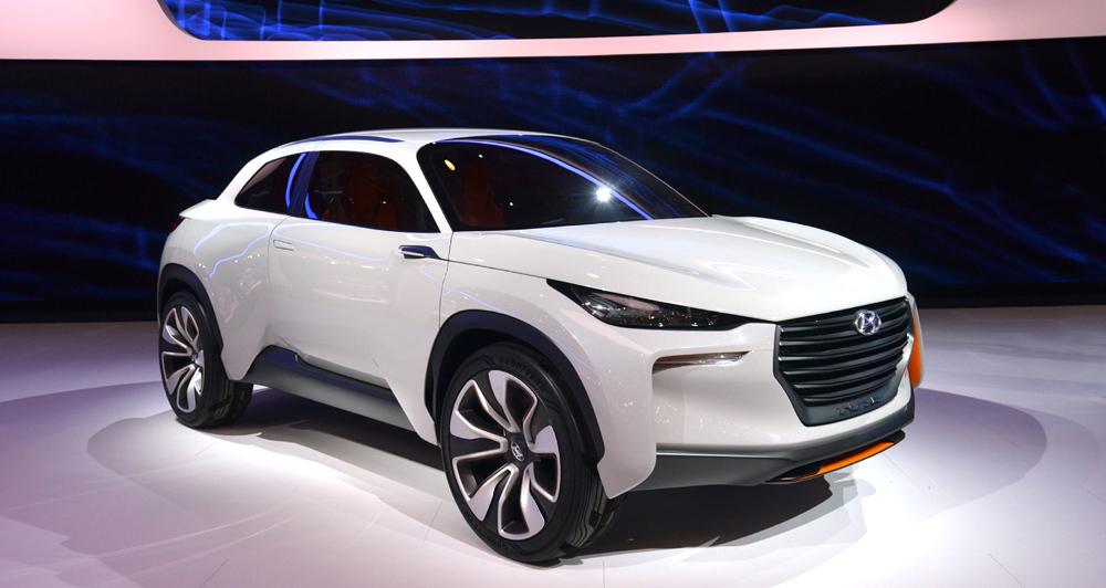 Hyundai показал первые изображения нового компактного кроссовера 1