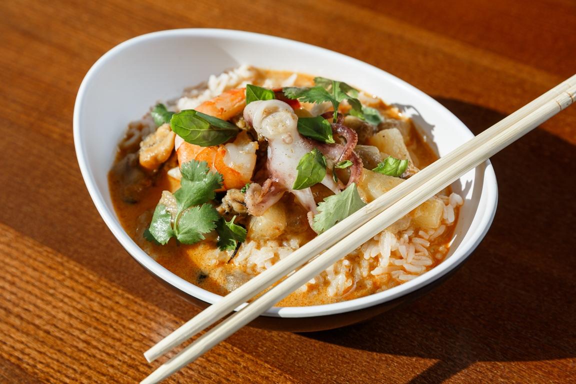 Яркая и сочная Азия в обновленном меню ресторана Meiwei 1