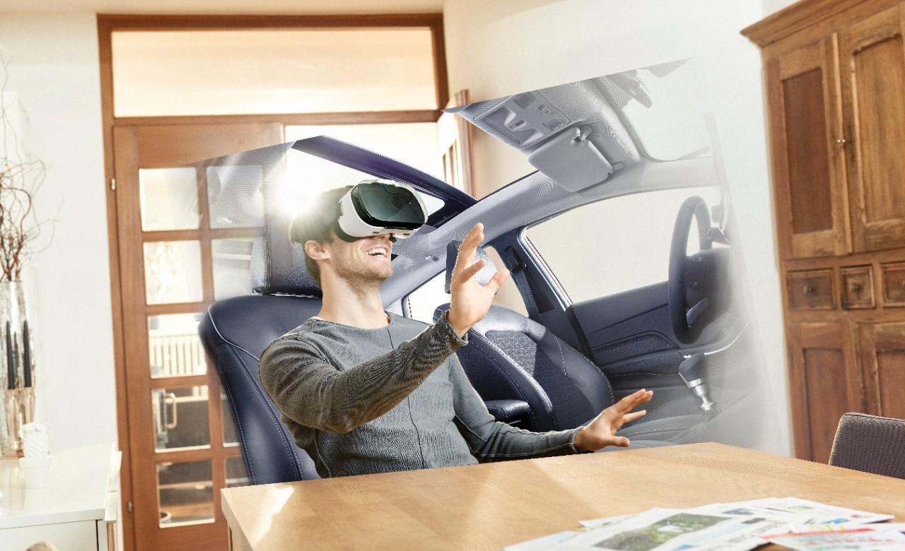 Ford проектирует автомобили в виртуальной реальности 1