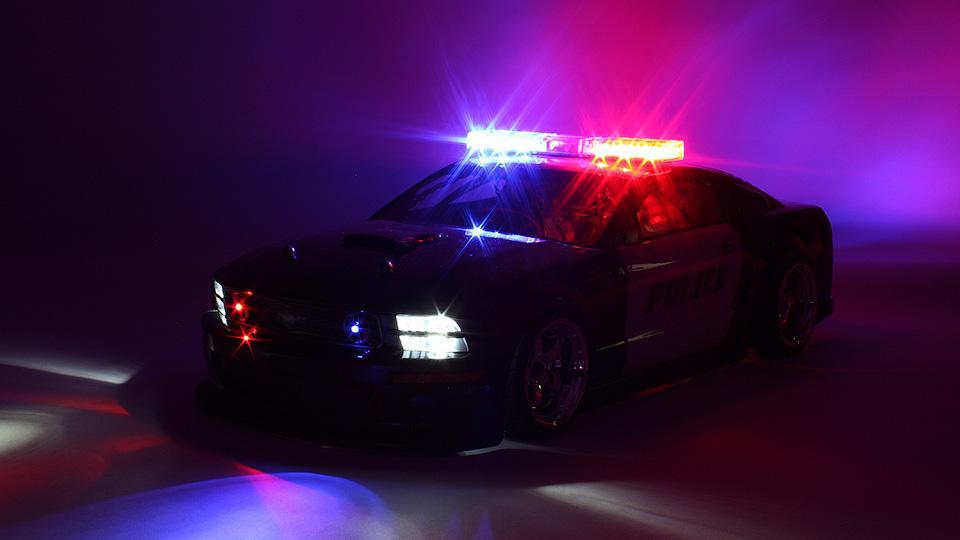 Житель США угнал автомобиль полицейских, которых он сам же и вызвал 1