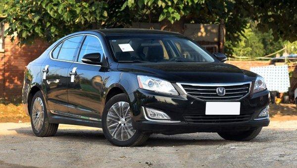 Китайский «клон» Toyota станет мощнее «оригинала» 1