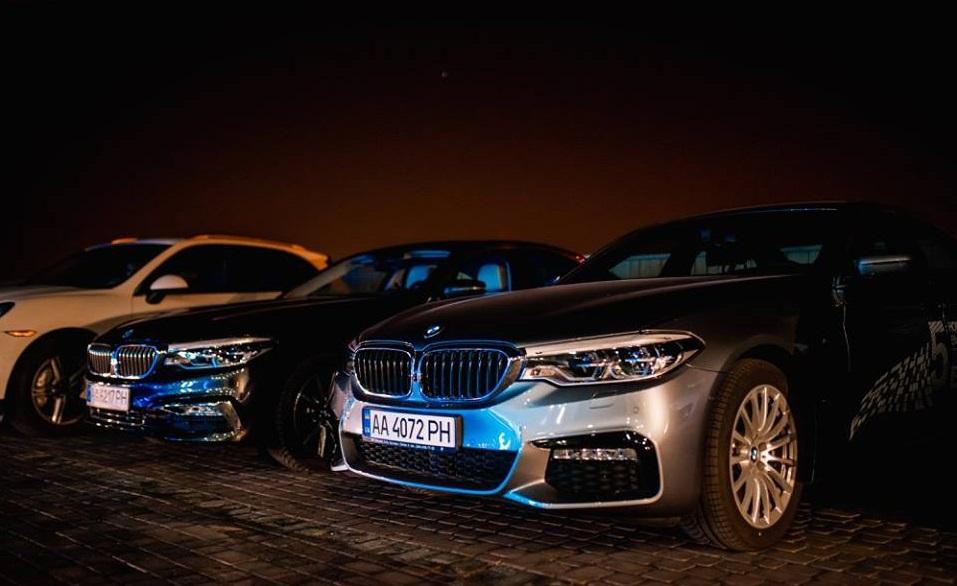 Гастрономический тур CHEF`S WEEK VOYAGE за рулем премиальных бизнес-седанов BMW 5 серии 1