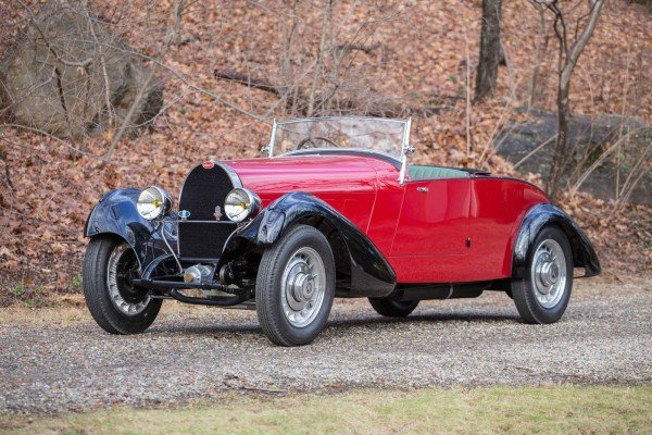 На аукцион выставили Bugatti 1932 года выпуска 1