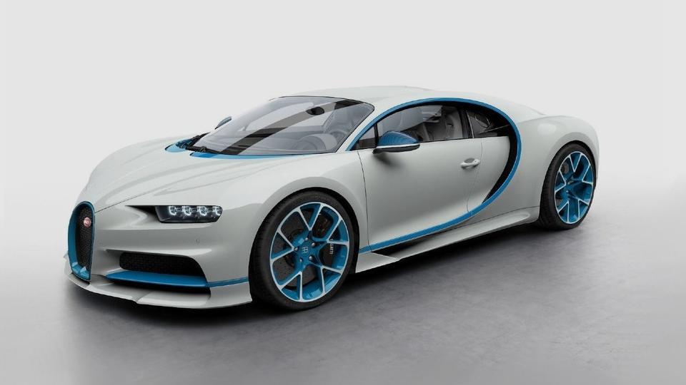 Дилер оценил Bugatti в 3,6 млн евро «из-за места в очереди» 1