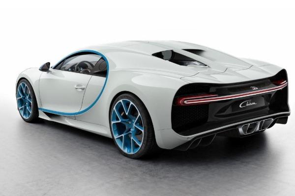 Дилер оценил Bugatti в 3,6 млн евро «из-за места в очереди» 2
