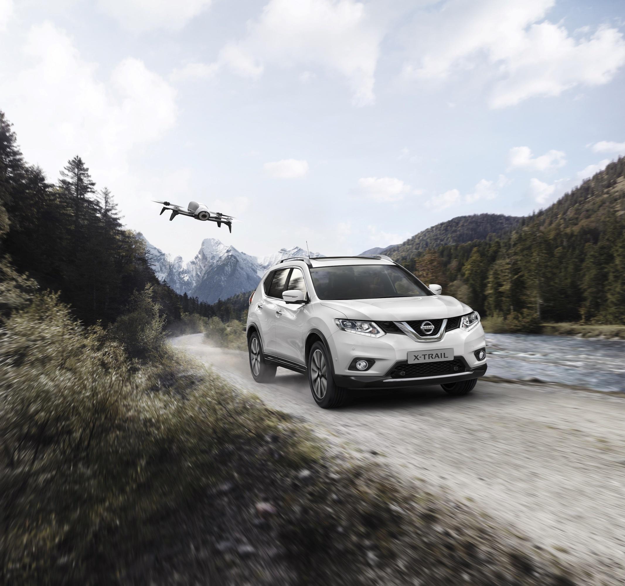 Nissan разработал «идеальный внедорожник для семьи» 1