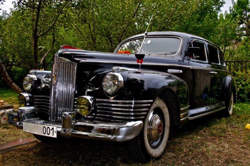 В Германии за 8,5 миллионов евро продается автомобиль Сталина 1
