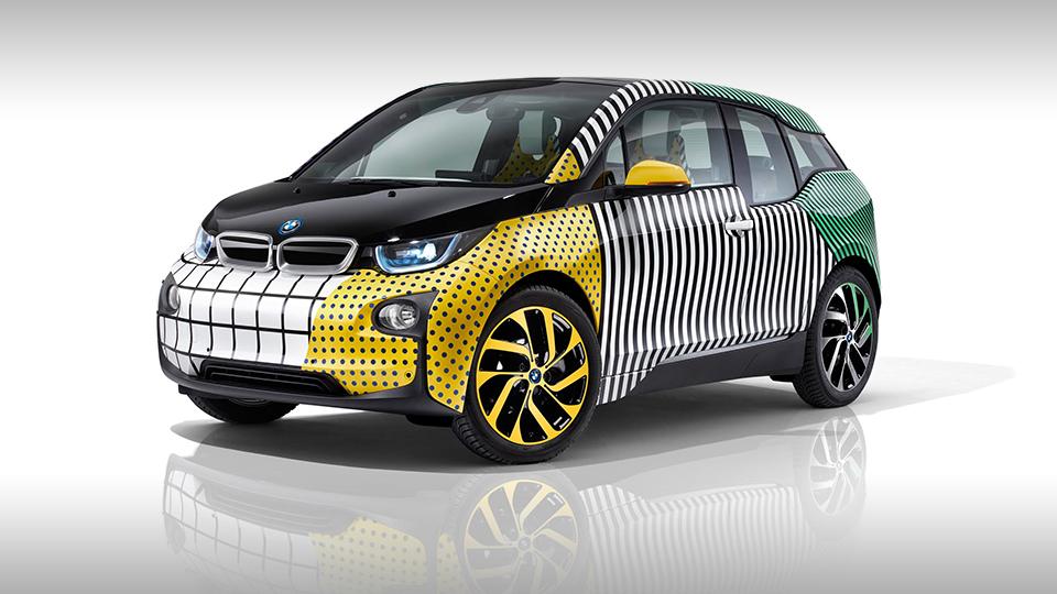 Особые BMW i3 и i8 посвятили дизайнерам мебели 2