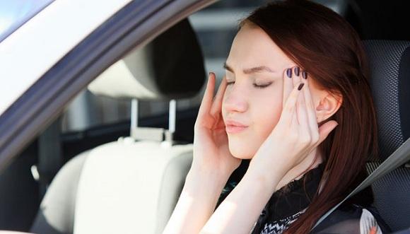 Почему может «укачивать» в автомобиле и «как с этим бороться» 1