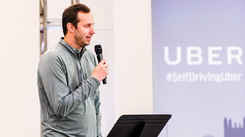 Google и Uber будут судиться «из-за беспилотного автомобиля» 1