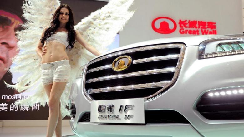 Место ушедших с авторынка компаний займут китайские производители 1