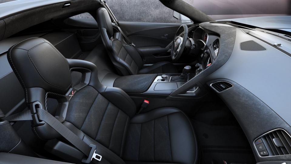 Chevrolet выпустит пять «ностальгических» Corvette для японцев 3