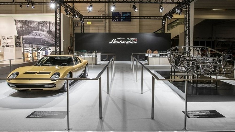 Отреставрированный Lamborghini Miura «не хуже нового» 2