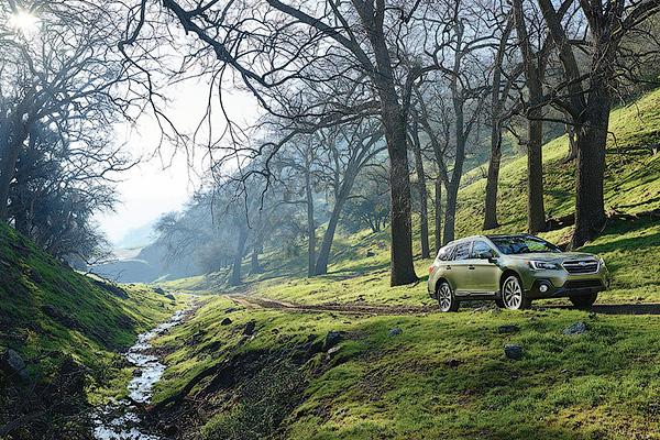Новый универсал Subaru готов к дебюту 1