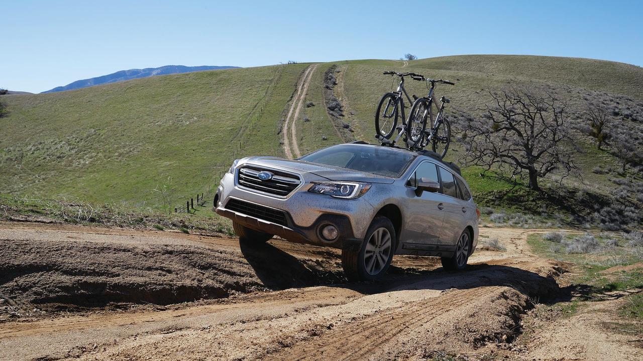 Бренд Subaru «засветил» обновленный Outback 2