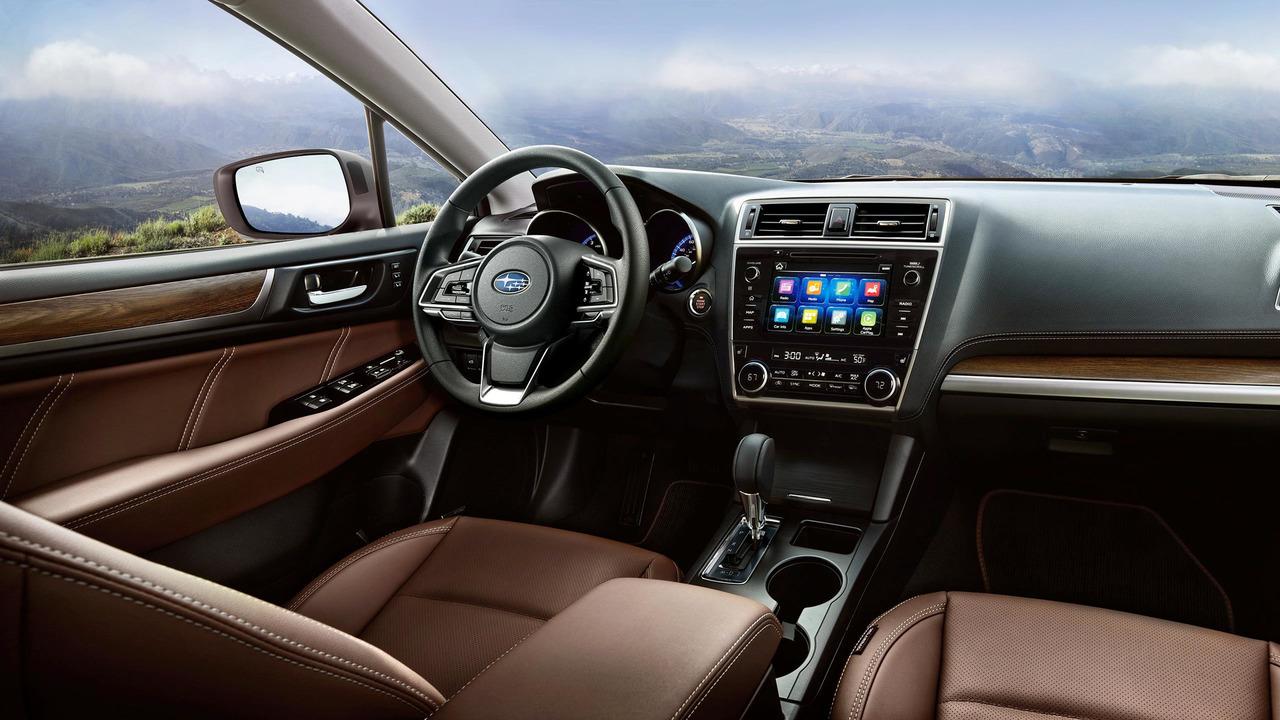 Бренд Subaru «засветил» обновленный Outback 3