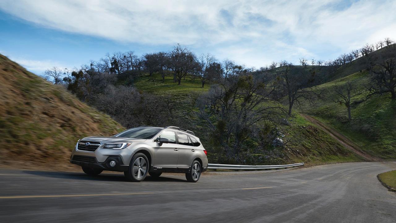 Бренд Subaru «засветил» обновленный Outback 1