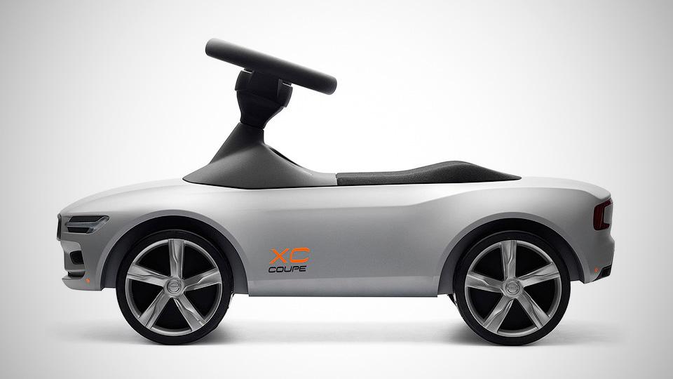 Компания Volvo построила XC Coupe за 166 евро 1