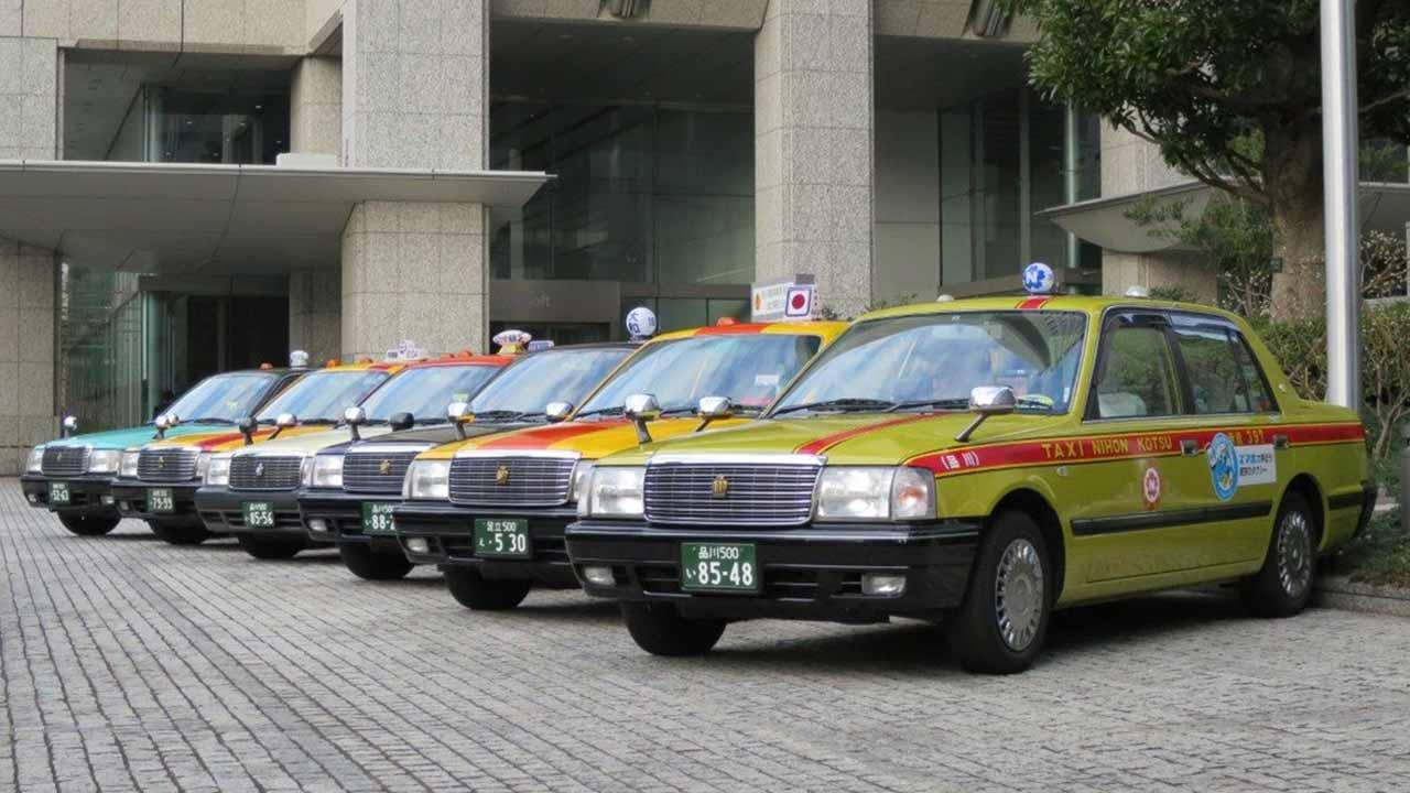 В Японии придумали новое «молчаливое такси» 1