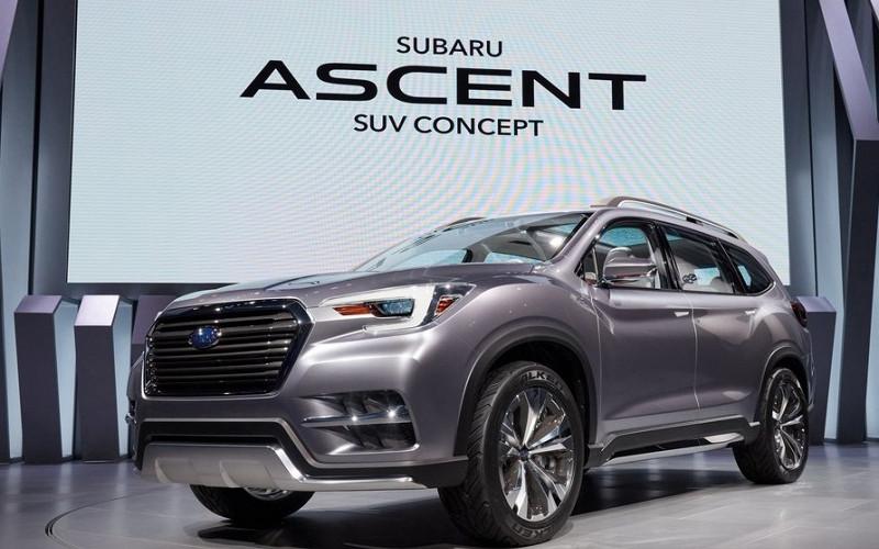 Руководство Subaru придумало «имя» для нового внедорожника 1