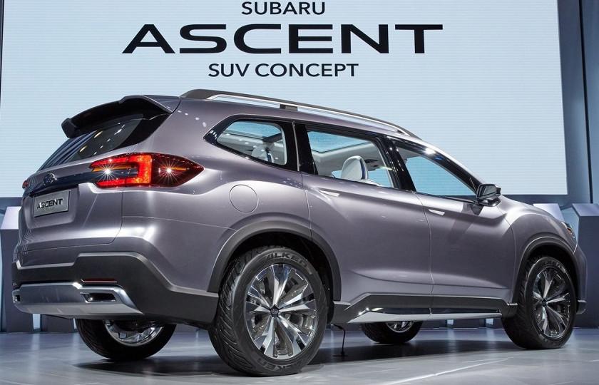 Руководство Subaru придумало «имя» для нового внедорожника 2