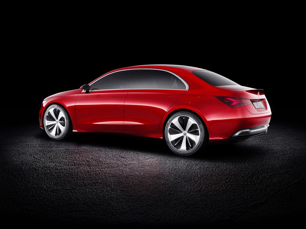 «Чувственная чистота» — новый дизайн марки Mercedes-Benz 3
