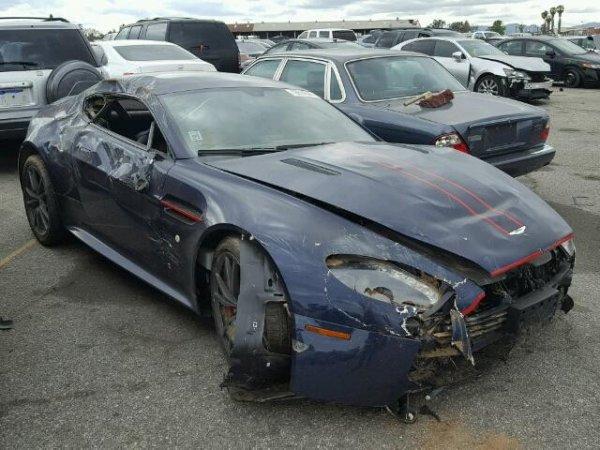На аукцион выставили Aston Martin «за сущие копейки» 1