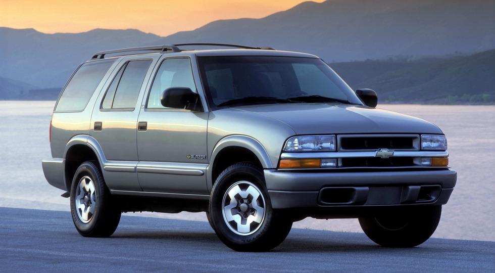 Chevrolet может представить новый кроссовер Blazer 2