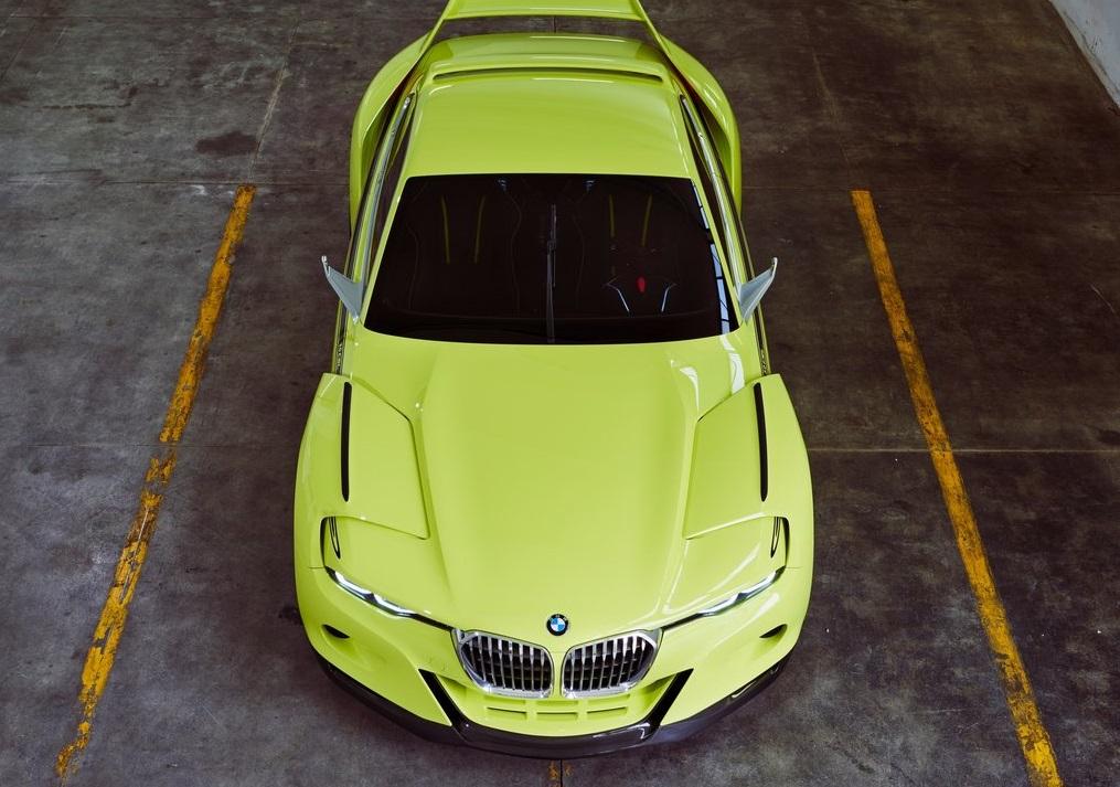 BMW разработает сверхмощный гиперкар 1